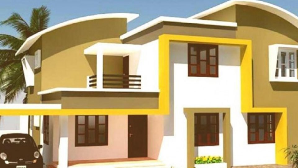 Home Exterior Painting Indian Home Exterior Paint Color Combinat