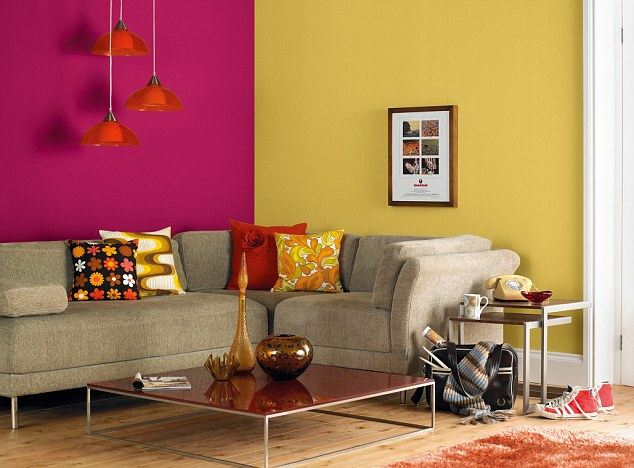 Wall Colour Combination For Living Room And Get Modern Painting Color Ideas By V S Contractors